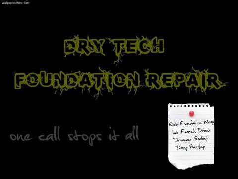 Dry-Tech Foundation Repair